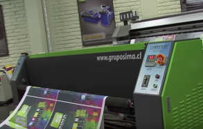 Impresora de sublimación directa Starjet ST-1802SB