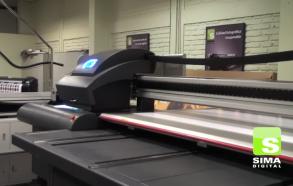 Impresora Cama Plana Gandy Pred8tor
