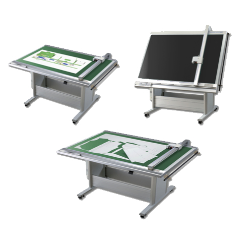 Mesa de corte graphtec fc2250 sima digital for Plotter de mesa
